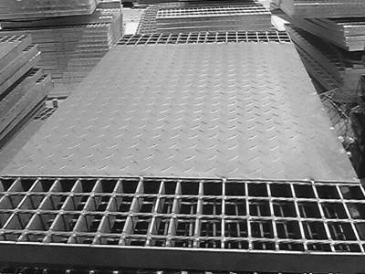 河南复合钢格板