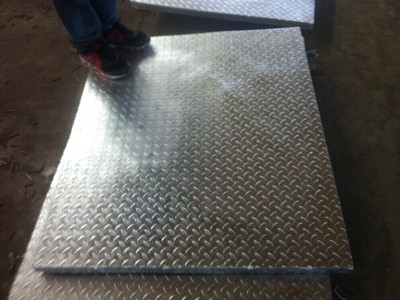 湖北复合钢格板