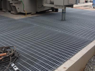 湖北不锈钢钢格板