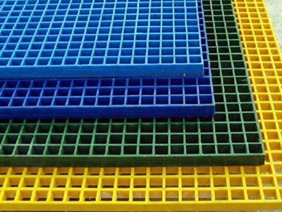 聚酯格栅板